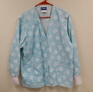 Crest women's scrub jacket